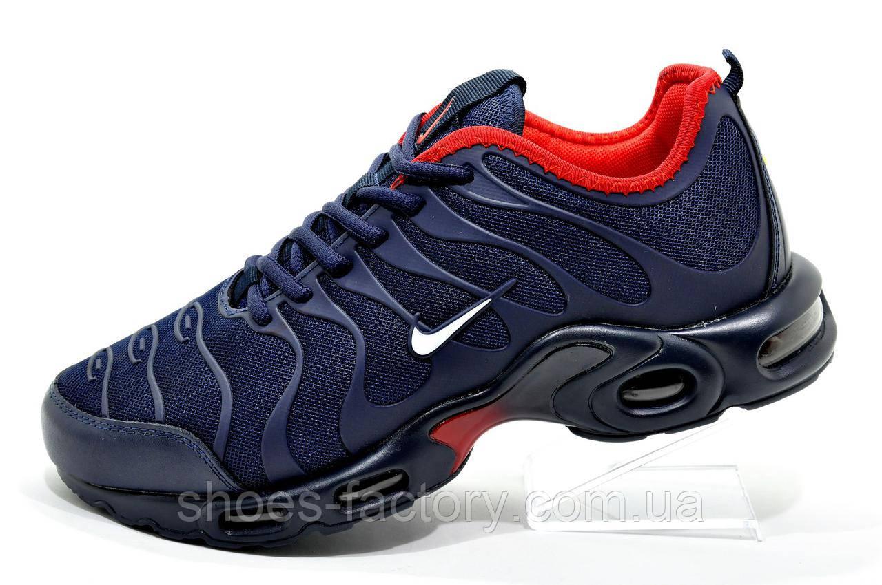 Мужские кроссовки в стиле Nike Air Max Plus TN Ultra, Dark blue