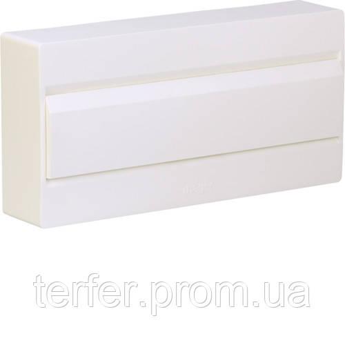 Щит з/у з білими дверцятами 18 мод. COSMOS