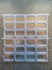 Рамка для сотового мёда Рута полимерная, фото 3