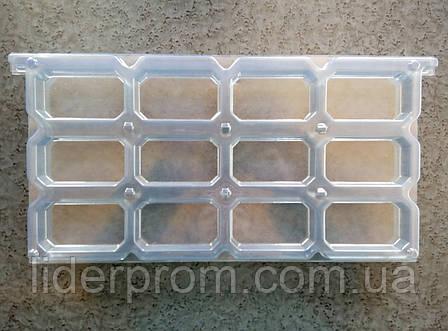 Рамка для сотового мёда Рута полимерная, фото 2
