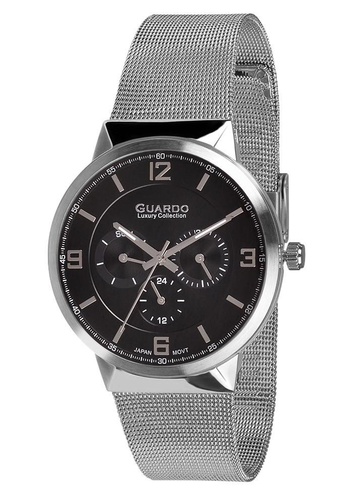 Мужские наручные часы Guardo S01626(m) SB