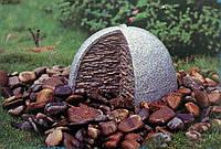 """Фонтан для сада  """"Каменный шар"""", фото 1"""