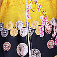 Туника из штапеля ВАЛЕРИ желтая (52-62), фото 2