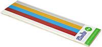 Набор стержней из PLA-пластика для проф. исп. с 3Doodler Create МЕТАЛЛИК 25 шт глянец (PL-MIX4)