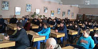 Встреча со студентам Днепровского государственного колледжа строительно-монтажных технологий и архетектуры на тему «Поршневые компрессоры. Винтовые компрессоры»