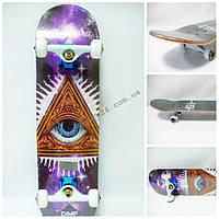 Скейтборд Fish Skateboard Space (Космос), до 90 кг