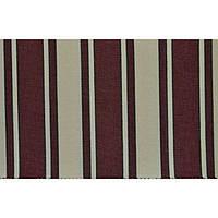 Ткань Acrilorta Dralon A02121/003 бежево-бордовая полоса