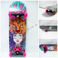 Скейтборд Fish Skateboard Panther (Пантера), до 90 кг