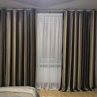 Шторы готовые для зала, гостиной, спальни Anita