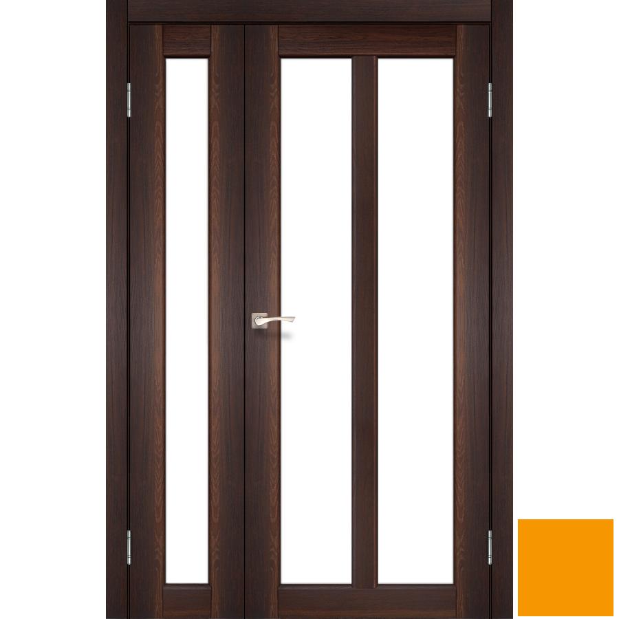 """Міжкімнатні двері колекції """"Torino"""" TR-04 (горіх)"""