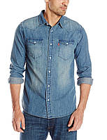 Рубашка джинсовая Levi's Denim Western Shirt