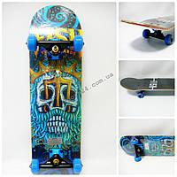 Скейтборд Fish Skateboard Нептун, до 90 кг
