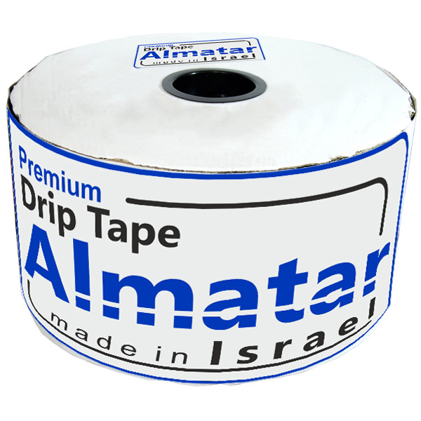 Капельная Лента Almatar Израиль 300 Метров Расстояние 10 Сантиметров Альматар Эмиттерня 8 Миль