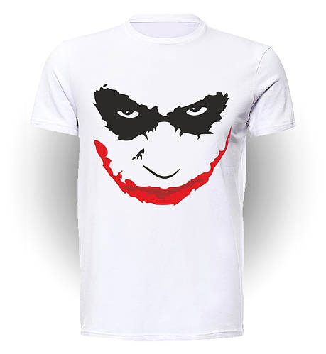 Футболка GeekLand Джокер Joker маска JO.01.003