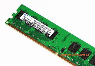 Оперативная память Samsung DDR2 4Gb PC2-6400 800MHz, AMD only!