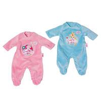 Одежда для куклы BABY BORN - Комбинезон ( в ассортименте, цена за 1 шт)***