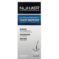 Natrol, NuHair, сыворотка для волос, подходящая мужчинам и женщинам, 3,1 ж. унц. (90 мл)