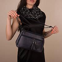 Женская сумочка через плечо Amanda (GH542 blue)