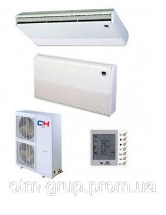 Напольно-потолочный кондиционер COOPER&HUNTER CH-IF36NK4/CH-IU36NM4