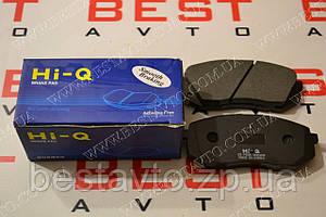 Колодки передні sportage (fq/sl) 07-/carens (bk/un) 06-/ix35 (tm) 09-/tucson (tm) 09-/