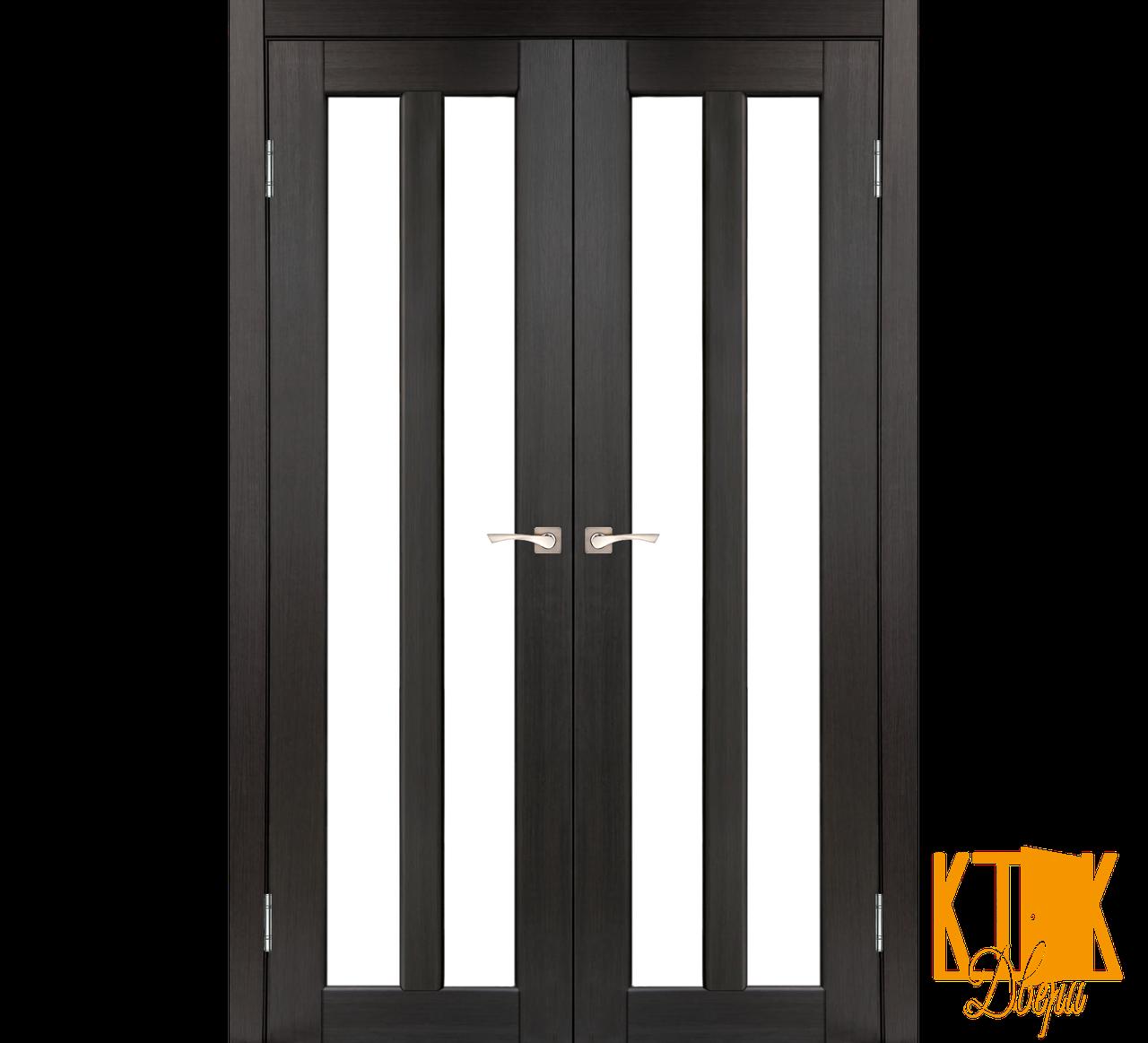 """Межкомнатная дверь коллекции """"Torino"""" TR-05 (венге)"""