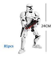 Звёздные войны Star Wars  Штурмовик Конструктор Аналог лего