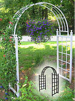 Арка садовая для роз, винограда