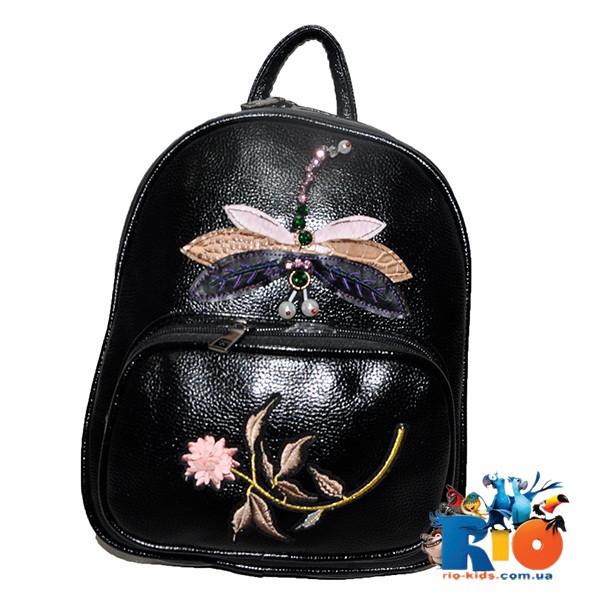 Школьная сумка (рюкзак) 29х26 см для девочки(мин.заказ-1 ед)
