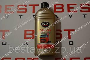 Антигель для дизельного топлива k2 turbo dfa-39 500ml (-39)