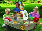 Детский водный столик Пиратский корабль Little Tikes 628566 для детей, фото 2