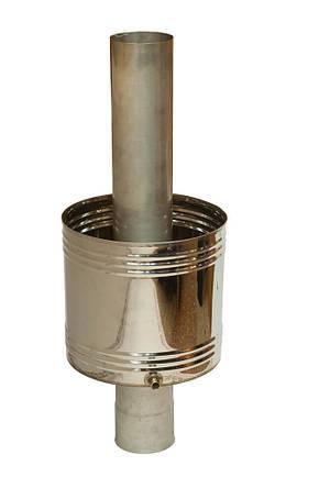 БАК теплообменник  17,5 л диам 130, фото 2