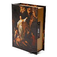 Книга сейф тайник для денег Фортуна