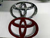 Эмблема Toyota  160х110 мм