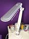 БЕЛАЯ Светодиодная  лампа LED Brille для наращивания ресниц, ногтей, фото 4