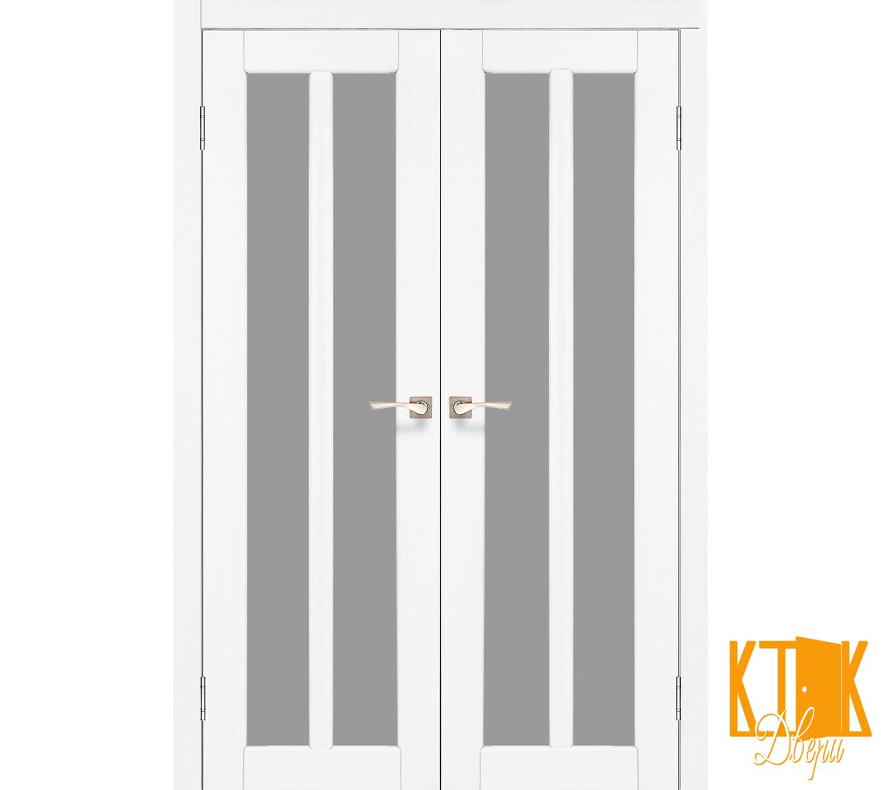"""Межкомнатная дверь коллекции """"Torino"""" TR-05 (ясен белый)"""