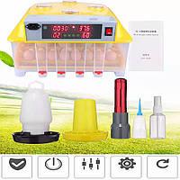 Инкубатор автоматический для высиживания гусиных, индюшиных, перепелиных яиц