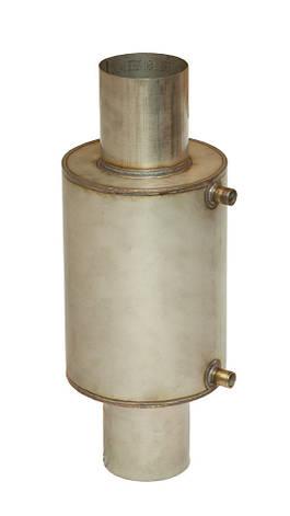 БАК теплообмінник 15,5 л діам 120, фото 2