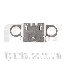 Коннектор зарядки Samsung A300, A500, A700, G850 Original