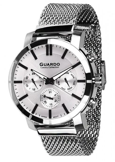 Мужские наручные часы Guardo S01677(m) SW