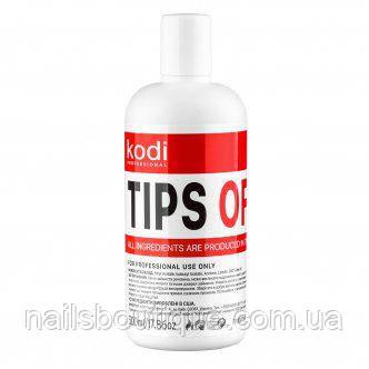 TIPS OFF жидкость для снятия гель лака/ акрила 500 мл.