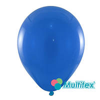 """Шары 12"""" 30 см пастель синий"""