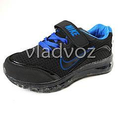 Детские кроссовки для мальчика черные 32р. Sharif