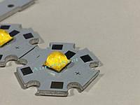 Светодиод Cree XHP 50 на алюминиевой плате, 5000 К холодный белый. LED матрица. Светодиодная матрица.