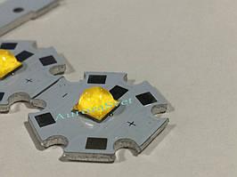 Светодиод Cree XHP 50 на алюминиевой плате. LED матрица. Светодиодная матрица.