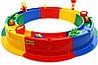Детская песочница с водным кольцом Wader 40923 для детей