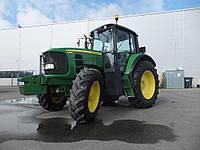 Трактор John Deere 6830 TLS 2010 года, фото 1