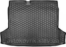 Поліуретановий килимок в багажник Peugeot 508 2011 - седан (AVTO-GUMM)