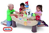Водный столик Пиратский корабль Little Tikes 628566, детский игровой столик, фото 1