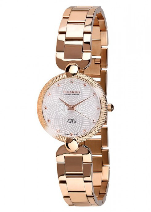 Женские наручные часы Guardo S01717(m) RgW