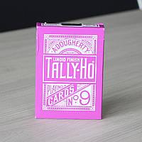 Карты игральные | Tally Ho Reverse Fan back (Lavender)